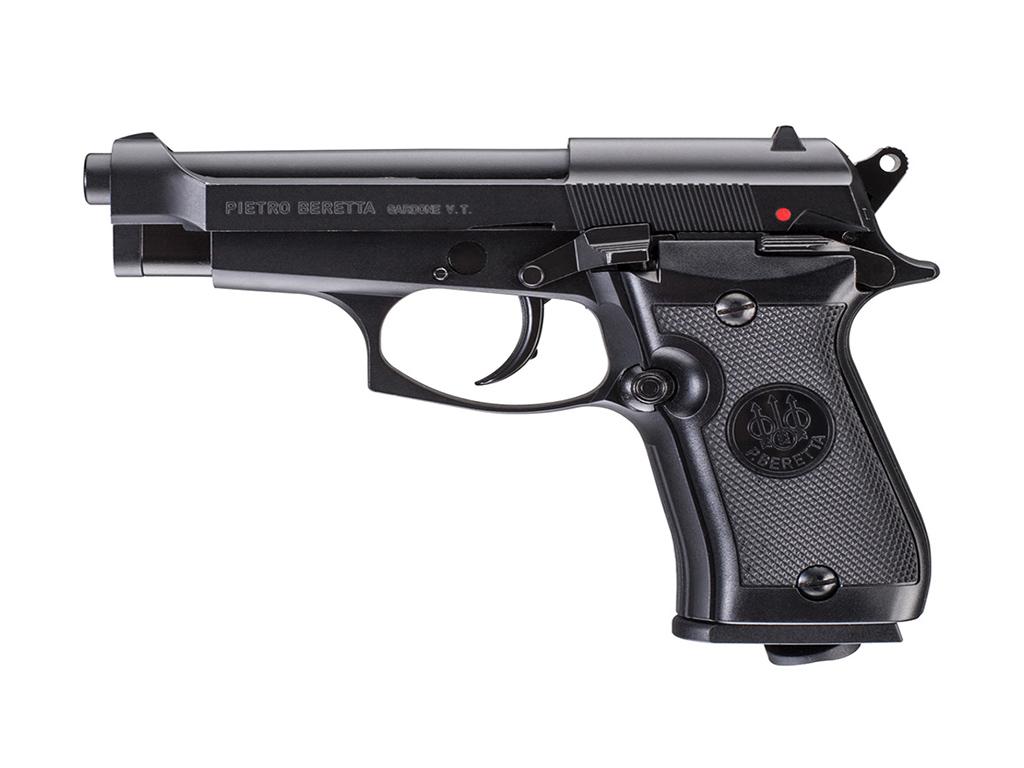 Umarex Beretta Mod 84FS CO2 Blowback Steel BB gun