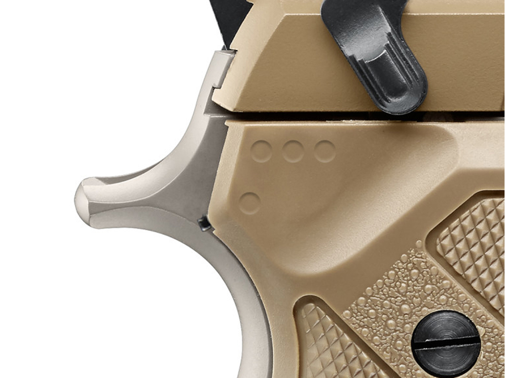 Beretta M9A3 Full Auto  177 Cal 18rd Steel BB Pistol - CO2
