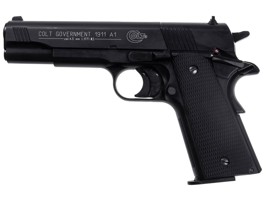 Umarex Colt Government 1911 A1 CO2 NBB Pellet gun