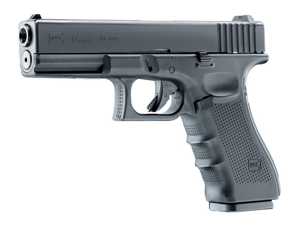 Glock 17 4th Gen CO2 Blowback BB Pistol