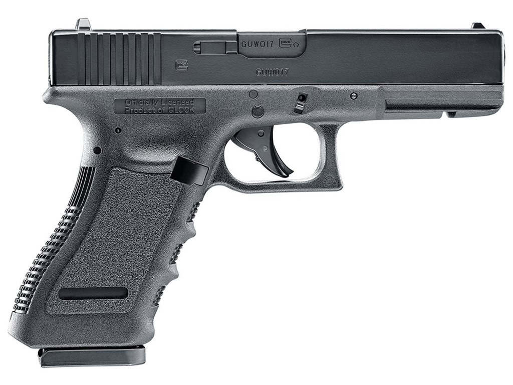 Umarex Glock 17 3rd Gen CO2 Blowback Steel BB gun