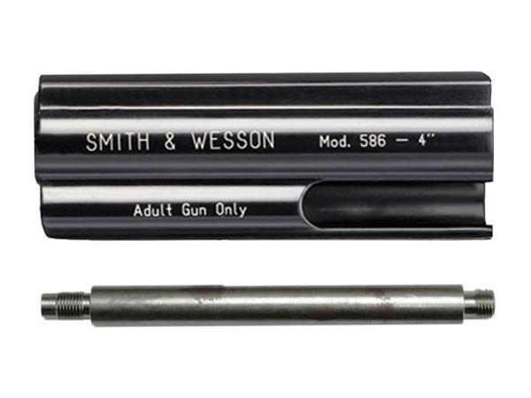 Smith & Wesson Matte Black Barrel System - 4 Inch