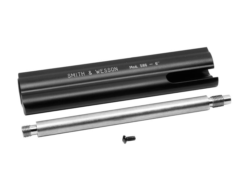 Smith & Wesson 586 Matte Black Barrel System - 6 Inch