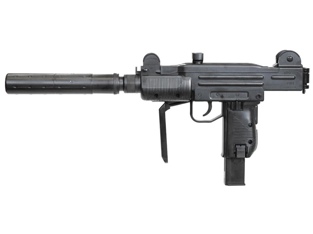 buy cheap uzi 2256103 mini carbine with mock silencer