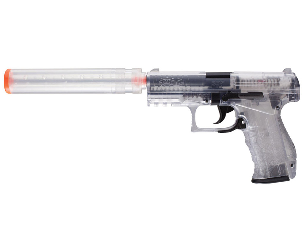 Walther Clear PPQ Combat Kit