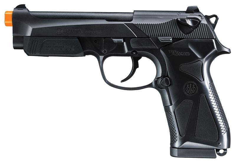 Beretta 90 Two Spring Black gun