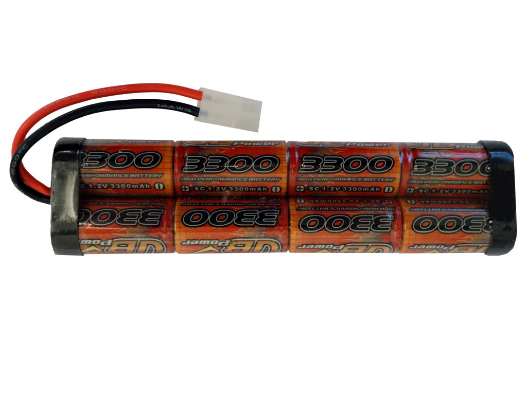 9.6V 3300mAh NiMH AEG Large Battery