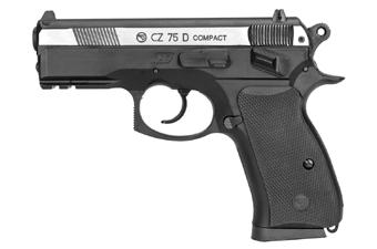 ASG CZ 75D Compact Dual Tone BB Pistol