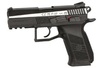 CZ 75 P-07 Duty Blowback