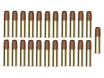 ASG Dan Wesson 6Mm Airsoft Cartridges 25-Pack
