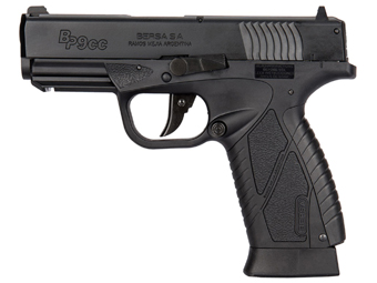 ASG 4.5Mm Bersa BP9CC Blowback CO2 Pistol