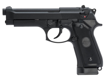 ASG X9 CO2 Steel BB Pistol