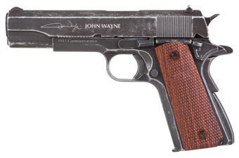 John Wayne 1911 Commemorative BB Pistol