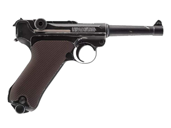 WWII Limited Edition P08 CO2 BB Pistol