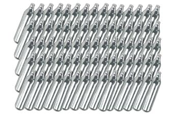 Bulk 12g CO2 Cartridges - 75 Pack