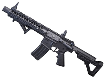 Crosman DPMS SBR Steel BB Rifle - Full-Auto