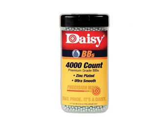 Daisy Premium Steel BB's 4000-Pack
