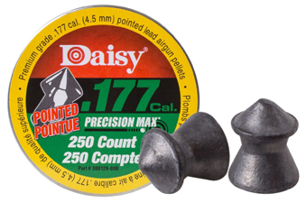 Daisy Pointed 4.5Mm Pellets 250-Pack