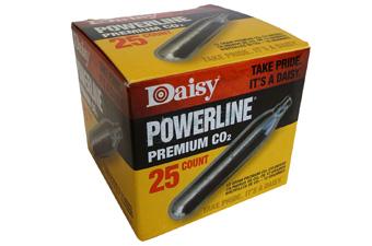 Premium CO2 Cylinder 25-Pack