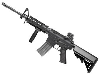 G&G Top Tech TR16 R4 Commando Airsoft Rifle