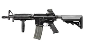 G&G Top Tech CQB-R Airsoft Gun