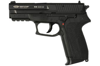 Gletcher The Lightweight CO2 4.5mm Pistol