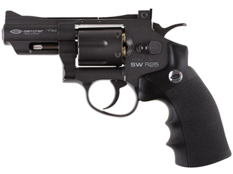 Gletcher Full Metal Pellet CO2 Revolver