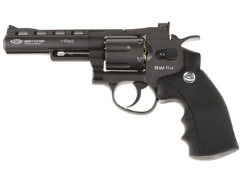 Gletcher Full Metal CO2 Pellet Revolver