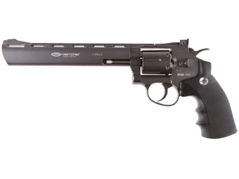 Gletcher Full Metal 4.5 Mm Pellet CO2 Revolver