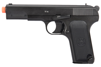 Gletcher Military Precision TT-A Airsoft Pistol