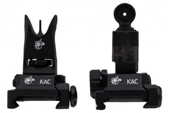 Jag Precision Foldable Back-Up Sights