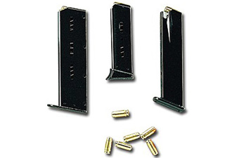 Extra Clips for Blank Firing Pistols