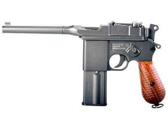 KWC M712 Full Metal BB Gun CO2