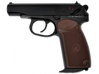 KWC Makarov PM CO2 Blowback BB Pistol