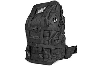 Ncstar Black Tactical 3 Day Backpack