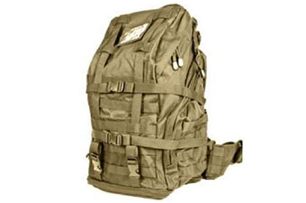 Ncstar Tan Tactical 3 Day Backpack