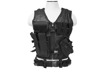 Ncstar Black Tactical Large Vest