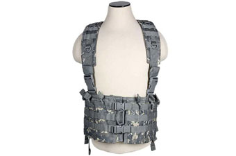 Ncstar Digital Camo AR Chest Rig