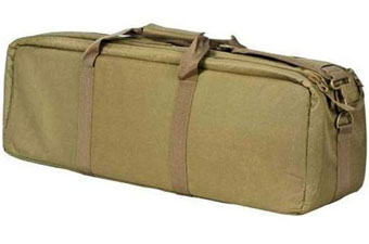 Ncstar Discreet Tan Rifle Case
