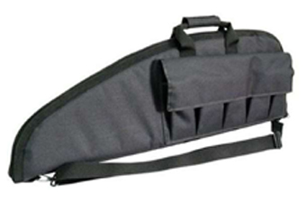 Ncstar 45 Inch X 16 Inch Scope-Ready Black Gun Case