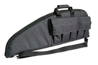 Ncstar 48 Inch X 16 Inch Scope-Ready Black Gun Case
