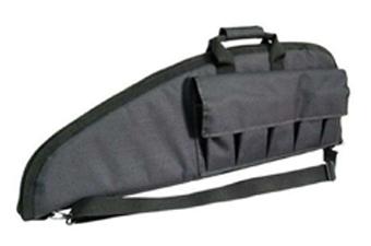 Ncstar 52 Inch X 16 Inch Scope-Ready Black Gun Case