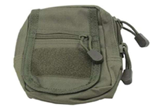Ncstar Green Small Utility Pouch