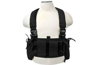 Ncstar Black Ultimate Chest Rig