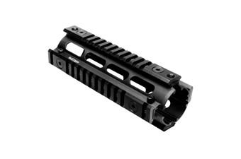 Ncstar AR-15 Carbine Length Quadrail Handguard