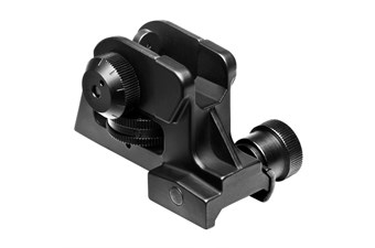 Ncstar Detachable AR15 Rear Sight