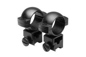 Ncstar - 3/8 Ring Scope Mount