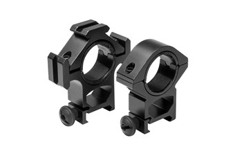 Ncstar 30Mm Tri-Ring 1 Inch RB18 Mount