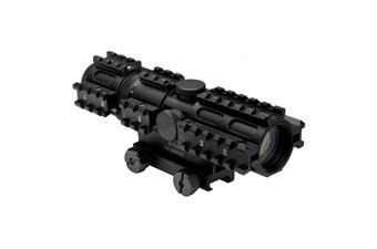 Ncstar Tri-Rail Series 2-7X32 P4 Sniper Compact Scope