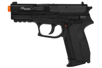 Sig Sauer SP2022 Non-Blowback Airsoft Pistol